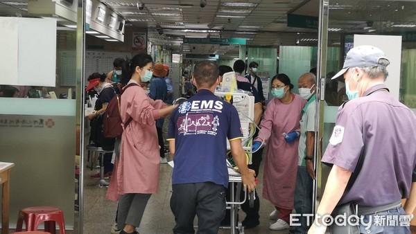 快訊/花蓮15天女嬰安全抵達!救護車「2小時20分」疾行162km 馬偕醫院秒接手