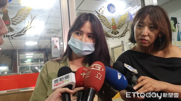 「我會好好活著對吧」20歲妹哭了要潑糞哥自首 警:她被掌握行蹤