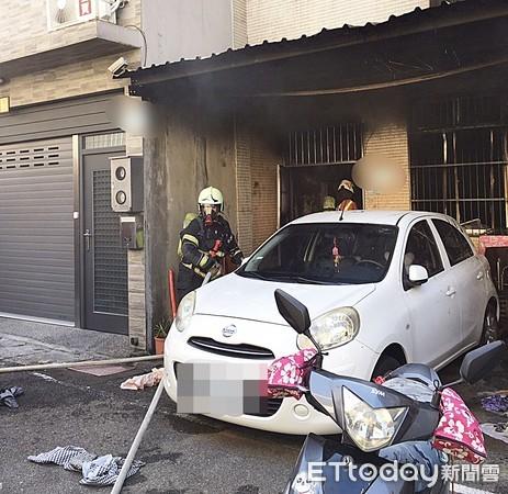 快訊/桃園透天厝電動車充電爆炸…釀3傷1命危!4月大女嬰驚險逃死