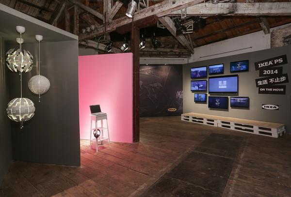 ikea ps系列设计家具 打造灵活小空间