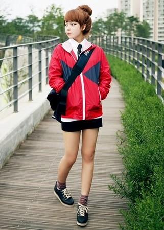 亞洲女學生制服大評比,這就是青春啊