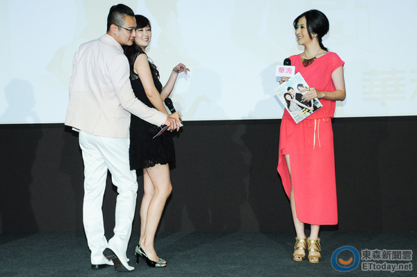 《世间情》感恩签名见面会 _林佑星,陈珮骐,李亮瑾 (女女恋组合)图片