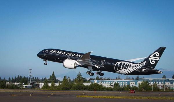 经济舱也能将脚伸直 纽航「梦幻客机」波音787-9亮相