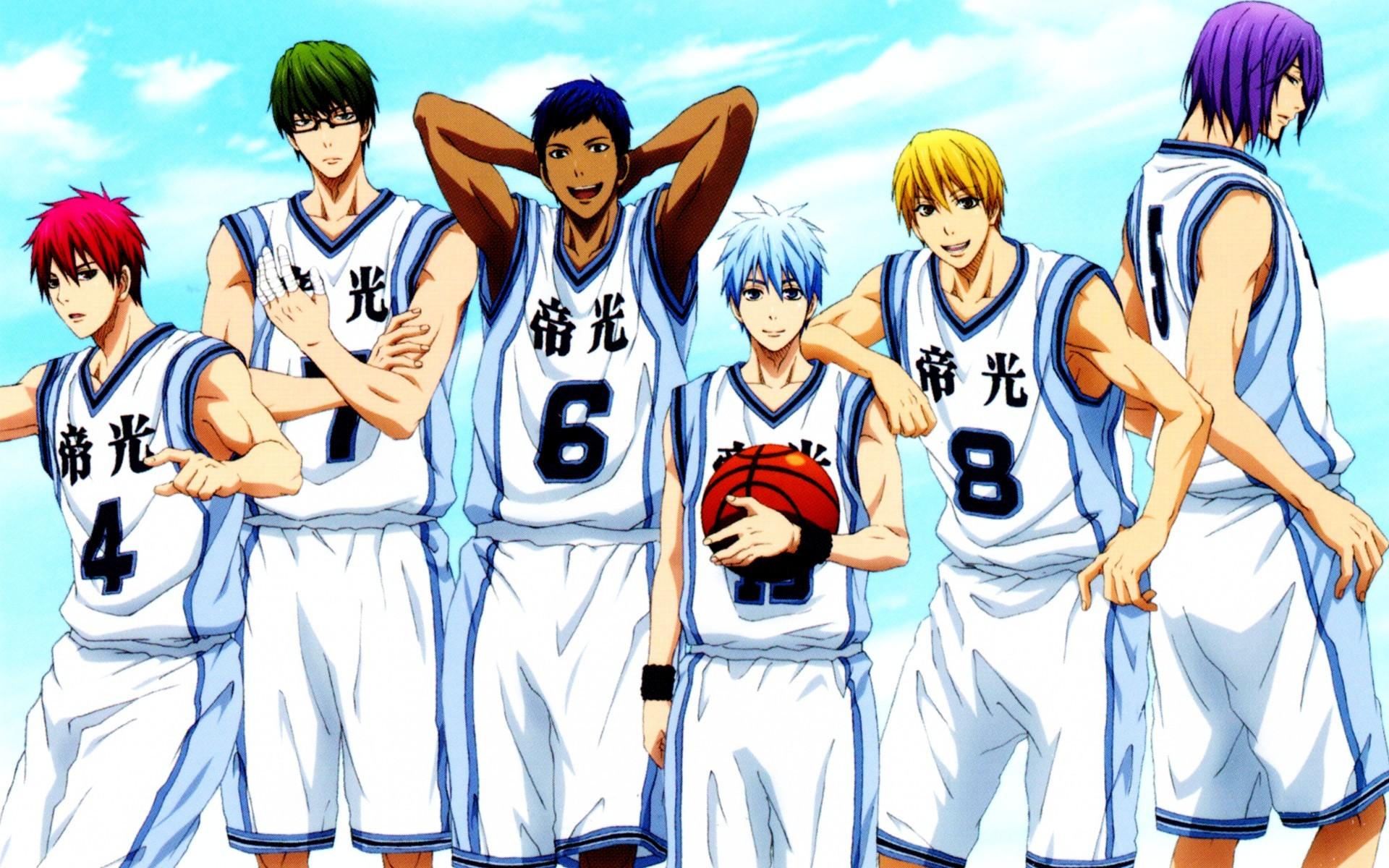5点证明, 影子篮球员 和 灌篮高手 一样经典