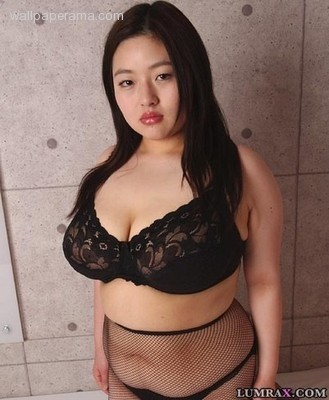 Chubby Asian babe Kya Tropic is feeling her boobs and pussy  1167874