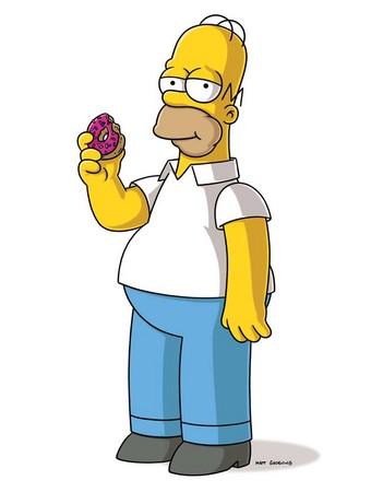 「卡通人物」让人变胖! 辛普森家庭「荷马」惨中枪