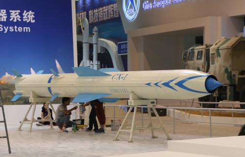 这些准备为我国研制新型超音速反舰导弹打下了坚实的基础.