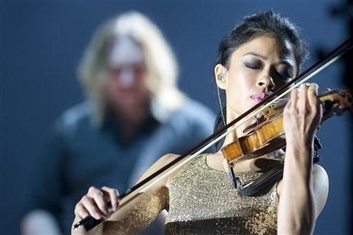 50首优雅小提琴曲《只为今夜无眠》 - 纽约文摘 - 纽约文摘