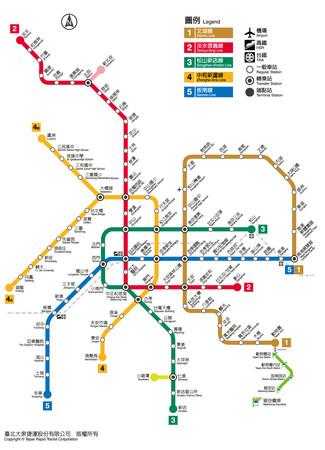 世界上最「特别」的地铁路线图 竟然有人在奔跑?