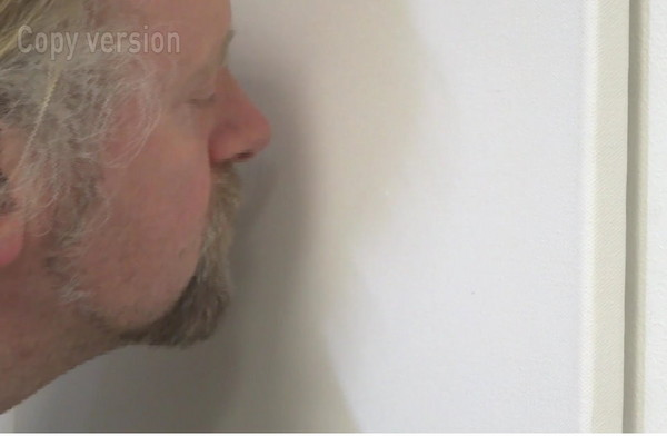 生殖器性交艺术_阴毛作画笔 性水作颜料 嗅觉艺术家向「爱之味」致敬
