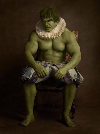 《绿巨人—浩克》