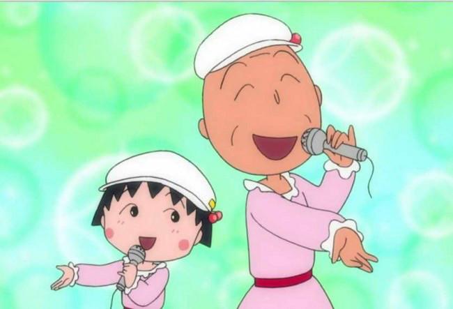 《樱桃小丸子》中的可爱天然呆爷爷—樱桃友藏是最深植人心的角色之
