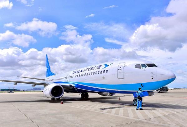 厦门航空加开春节班机 厦门,福州,杭州,长沙共52班