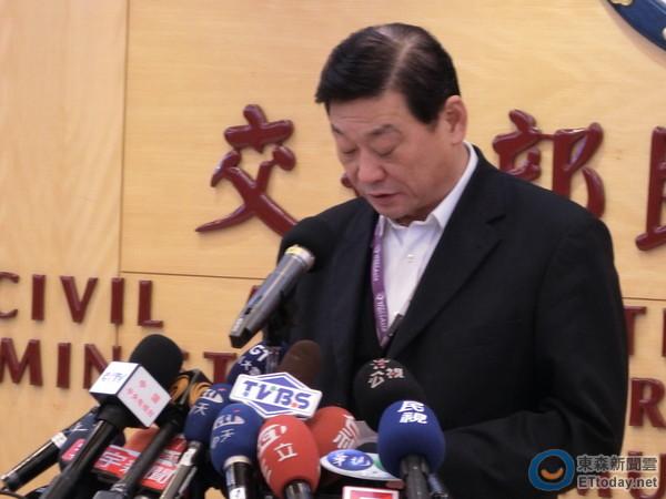 ▲复兴航总经理吴沪生表示,培训并没有限制1年或是2年,最主要仍是