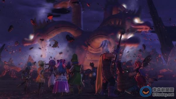 传统与现代融合的《勇者斗恶龙 英雄集结》实测报导