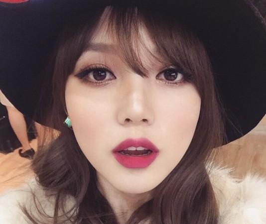 8个超人气韩国美妆达人instagram