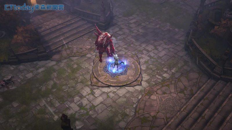 《暗黑破壞神III》死靈法師最新實機影片