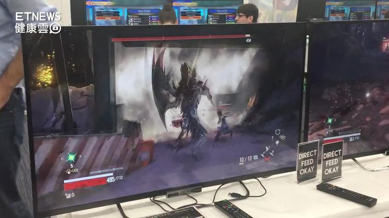 《噬血代碼》東京電玩展特殊頭目挑戰