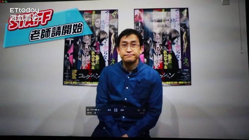 日本恐怖漫畫大師伊藤潤二給台灣讀者的話