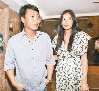 黎明、樂基兒2012年離婚,目前女方以另嫁他人。(圖/翻攝自《東方日報》)