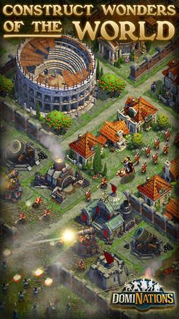 戰爭策略《DomiNations》 征服世界統治地球