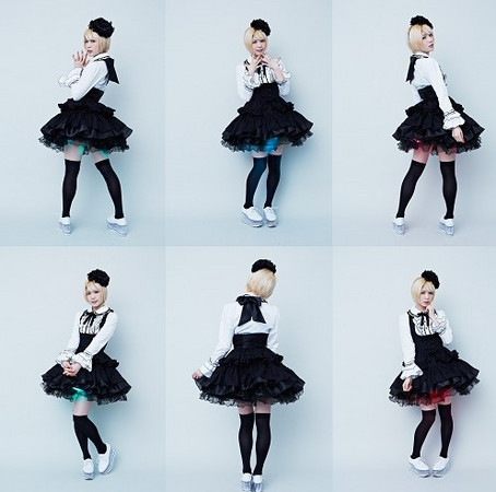 眩目多彩的絕對領域!日公司強推「發光裙」