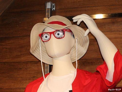 nunettes ワンピース メガネ