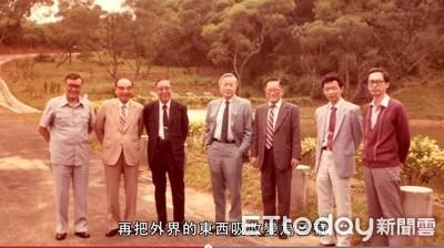 胡定華曾助張忠謀完成台積電提案 業界:台灣半導體少了他不是這局面