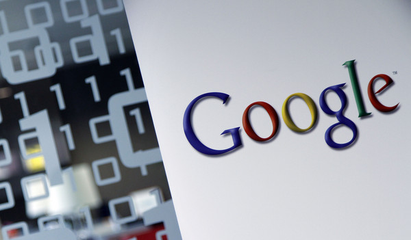 Google(圖/達志影像/美聯社)