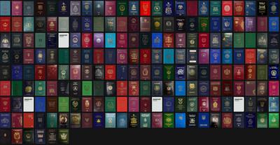 全球護照排排站!如果重選你要哪一個