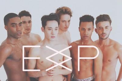 西洋小鮮肉組團「EXP」,竟是為了…碩士發表