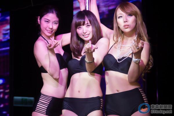 日本,AV,AV女優,並木優,橘瑪麗,夜市,DJ