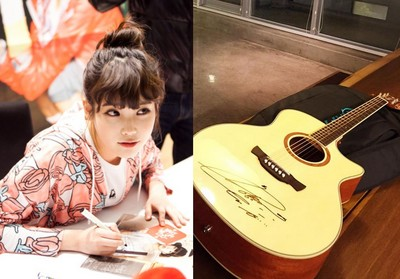 IU變身願望天使!密送吉他給男學生