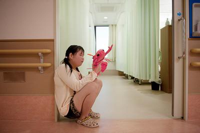 1周只回家1次,直擊日本學童魔鬼減肥療程