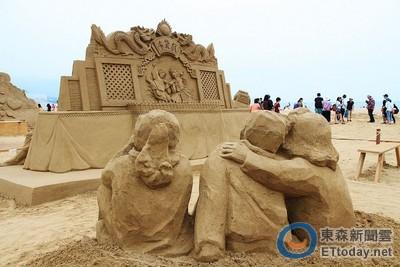 福隆沙雕季必看的3大重點沙雕