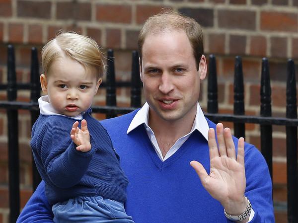 夏綠蒂公主王室出生證明曝光 父親職業:英國親王