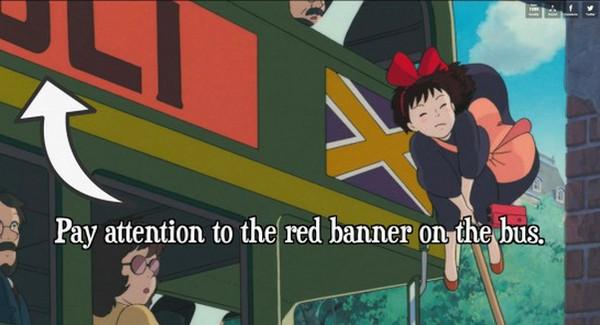 你眼力夠好嗎?宮崎駿經典電影竟藏著這些小亮點
