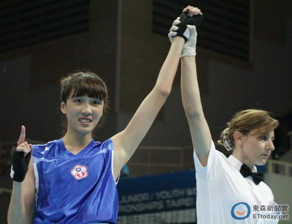 黃筱雯外表嬌滴滴 但家人看到她比賽後都震驚了