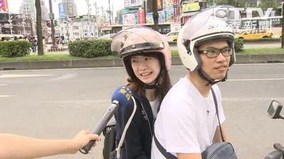 警陳聖育休假路過西門忙滅火 女友:沒想到他衝這麼快