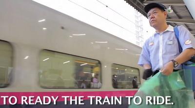 7分鐘的奇蹟,看日本新幹線清潔員如何整理