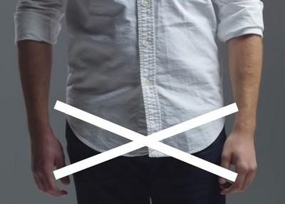 魯蛇升級紳士2.0,穿襯衫的5個小訣竅