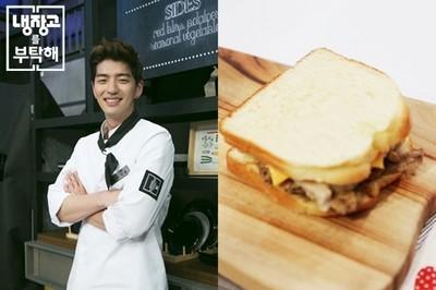 美男主廚微笑上菜,秋刀魚三明治卻遭吐掉?