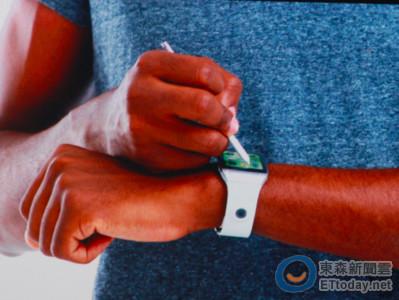 谷歌Soli計畫:讓手表可以玩遊戲
