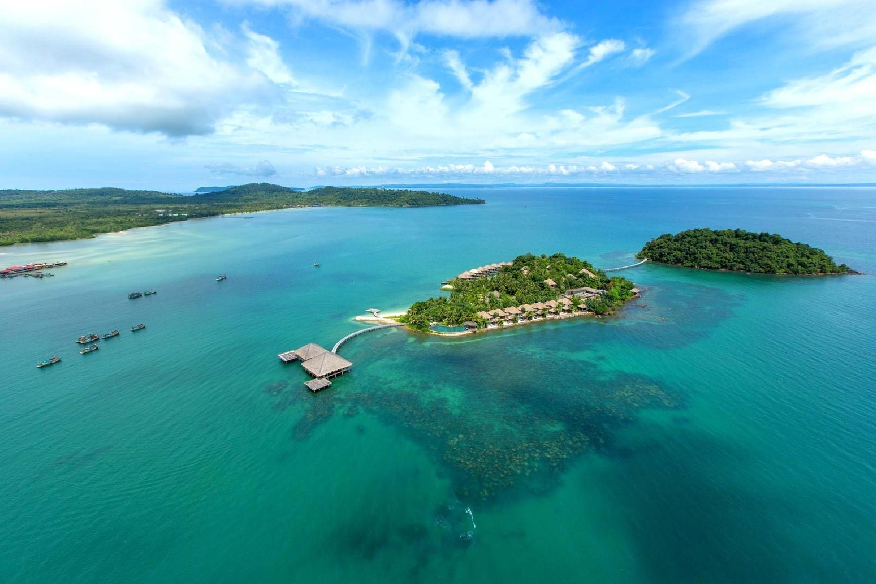 夫婦46萬買下島嶼,轉手立馬變斂財勝地(誤)