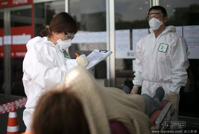 孕婦第三次篩檢呈「陽性」 南韓MERS確診數增至122人