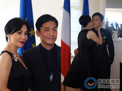 劉嘉玲結婚7周年有感 吐露心聲:世上沒有永久婚姻