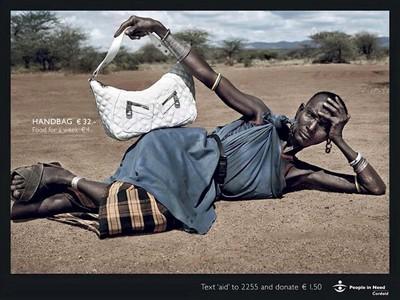 非洲追求質感生活?時尚照卻另有隱情