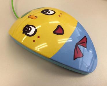 OL帶震動玩具上班,別誤會船梨精滑鼠