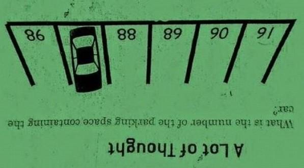 香港6歲童「停車格數學題」 限時20秒,你猜對了嗎?