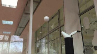 雜耍師的日常,用吹風機製造龍捲風~